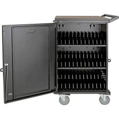 Armadietto di ricarica e sincronizzazione per tablet Carrello cablato per USB tipo C™