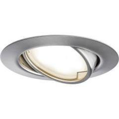 Base Lampada da incasso LED (monocolore) LED 5 W Ferro (spazzolato)