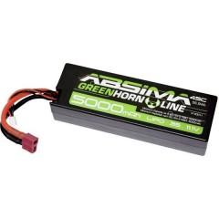 Batteria ricaricabile LiPo 11.1 V 5000 mAh Numero di celle: 3 45 C Box Hardcase Sistema a spina a T
