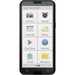 Smartphone senior SMART.5 IP54 Nero