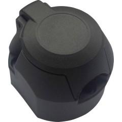 Presa rimorchio [Presa a 7 poli - Spina a 7 poli] Plastica ABS