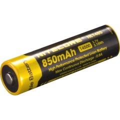 NL1485 Batteria ricaricabile speciale 14500 Li-Ion 3.7 V 850 mAh