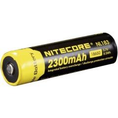 NL183 Batteria ricaricabile speciale 18650 Li-Ion 3.7 V 2300 mAh