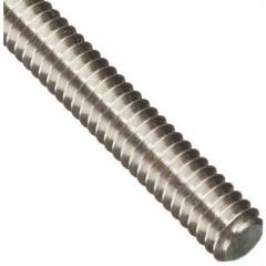 Aste in acciaio filettate Lunghezza: 250 mm 2 pz.
