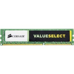 Modulo di memoria PC Value Select 4 GB 1 x 4 GB RAM DDR3 1600 MHz CL11 11-11-30
