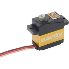 Mini Servo SH-0264MG Servo digitale Materiale trasmissione Metallo Sistema innesto JR