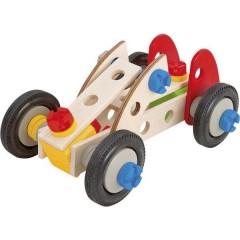 Auto da corsa da costruire Constructor Numero parti: 50 Numero modelli: 3 Classe di età: da 3 anni