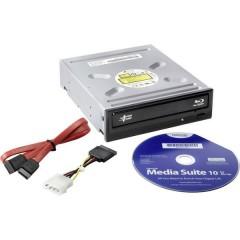 Masterizzatore da incasso Blu-ray Dettaglio SATA Nero