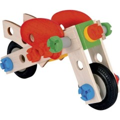 Moto da costruire Constructor Numero parti: 40 Numero modelli: 2 Classe di età: da 3 anni