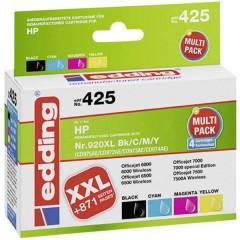 Cartuccia Compatibile sostituisce HP 920, 920XL Imballo multiplo Nero, Ciano, Magenta, Giallo