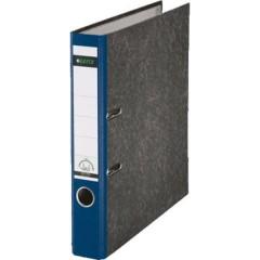 Raccoglitore 1050 DIN A4 Larghezza dorso: 52 mm Blu marmorizzato 2 archetti