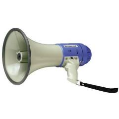 Megafono con cinghia di supporto, suoni integrati