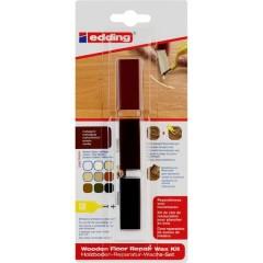8902 Kit cera per la riparazione dei pavimenti in legno Mogano