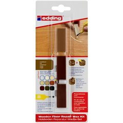 8902 Kit cera per la riparazione dei pavimenti in legno Noce