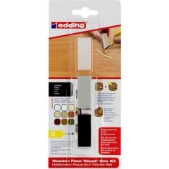 8902 Kit cera per la riparazione dei pavimenti in legno Nero