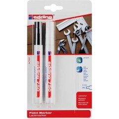 750 Paint Marker Marcatore a vernice Nero, Bianco 2 mm, 4 mm 1 pz./conf.
