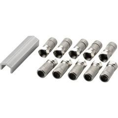 Set di spine F Diametro cavo: 6 mm