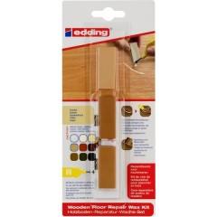 8902 Kit cera per la riparazione dei pavimenti in legno Faggio