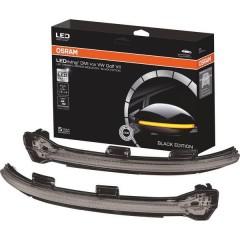 LEDriving® Black Edition Indicatori di direzione per specchietti retrovisori, Freccia