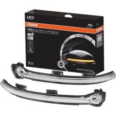 LEDriving® White Edition Indicatori di direzione per specchietti retrovisori, Freccia
