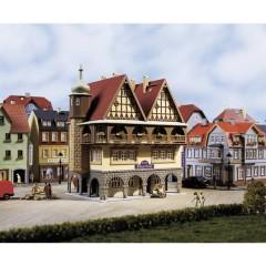 Hotel Berghütte H0, TT