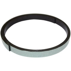Nastro adesivo magnetico (L x L x A) 1 m x 10 mm x 0.6 mm
