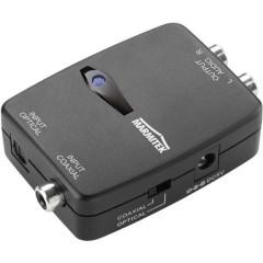 AV Convertitore Connect DA21 [Toslink, RCA Digitale - RCA]