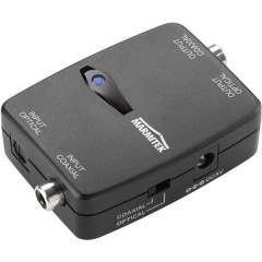 AV Convertitore Connect TC22 [Toslink, RCA Digitale - Toslink, RCA Digitale]