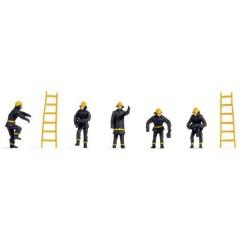 N personaggi vigili del fuoco