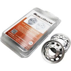 1:14 Camion Cerchi Alluminio Euro Alluminio 1 Paio/a