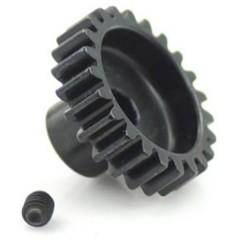 Pignone motore Tipo di modulo: 1.0 Ø foro: 5 mm Numero di denti: 23