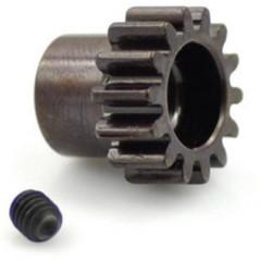 Pignone motore Tipo di modulo: 1.0 Ø foro: 5 mm Numero di denti: 14