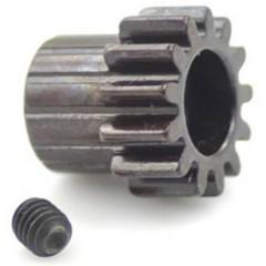 Pignone motore Tipo di modulo: 1.0 Ø foro: 5 mm Numero di denti: 13