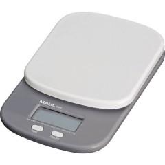 Bilancia per lettere Portata max. 2000 g Risoluzione 0.5 g, 1 g a batteria Grigio (opaco)