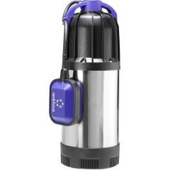 Pompa a pressione ad immersione con spina di sicurezza 6500 l/h 30 m