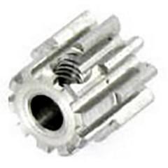 Pignone motore Tipo di modulo: 0.8 Ø foro: 3.2 mm Numero di denti: 10