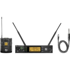 RE3-BPGC-8M Sistema senza fili per chitarre Tipo di trasmissione:Senza fili (radio) incl. cavo