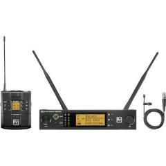 RE3-BPOL-8M a clip Lavalier Kit microfono senza fili Tipo di trasmissione:Senza fili (radio)