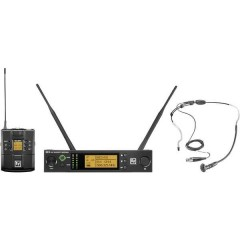 RE3-BPHW-8M ad archetto Kit microfono senza fili