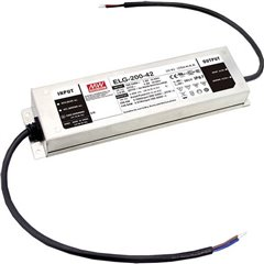 Driver per LED Tensione costante 199.68 W 2.08 - 4.16 A 44.8 - 51.2 V/DC Funzione dimmer 3 in
