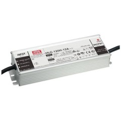 Driver per LED Tensione costante 120 W 2.5 - 5 A 22 - 27 V/DC dimmerabile, Funzione dimmer 3 in