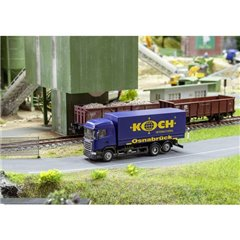 LKW Scania R 13 HL Koch (HERPA) Car System H0 Veicolo