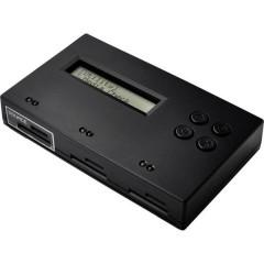 RF-SDD-300 Duplicatore per schede di memoria SD, SDHC, SDXC, microSD, microSDHC, microSDHC con funzione di