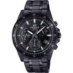 Orologio da polso Cronografo (L x L x A) 48.5 x 43.8 x 12.1 mm Nero Materiale cassa=Acciaio inox