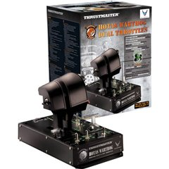 Hotas Warthog Dual Throttle Controllore per simulatore di volo USB PC Nero