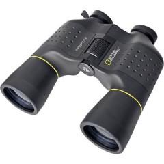 Binocolo zoom Porro-Zoom 8fino a 24 x 50 mm Nero