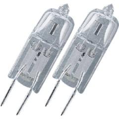 Lampadina Alogena Classe energetica: C (A++ - E) G4 33 mm 12 V 10 W Bianco caldo Attacco ad innesto dimmerabile 2