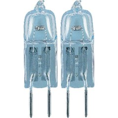 Lampadina Alogena Classe energetica: C (A++ - E) G4 33 mm 12 V 5 W Bianco caldo Attacco ad innesto dimmerabile 2