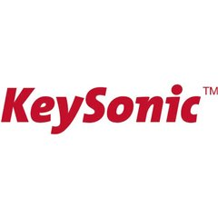 KSK-5230 IN (FR) USB Tastiera Francese, AZERTY Nero Membrana di silicone, Impermeabile (IPX7), Touchpad