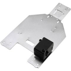 Parte tuning Piastra telaio in alluminio e RC Box
